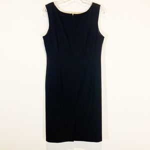 212 Collection Black Dress Size 14